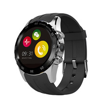 "LENCISE LW08 SmartWatch Bluetooth MTK6260 Kompatibel Mit Android IOS 3 Uhren 1,22 ""IPS HD LCD Unterstützung SIM Karte Anruf NFC"
