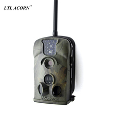 цена на LTL Acorn 5210MG 940nm Remote Cellular Scouting Camera Game camera Trail Hunting camera 2G GSM No-glow
