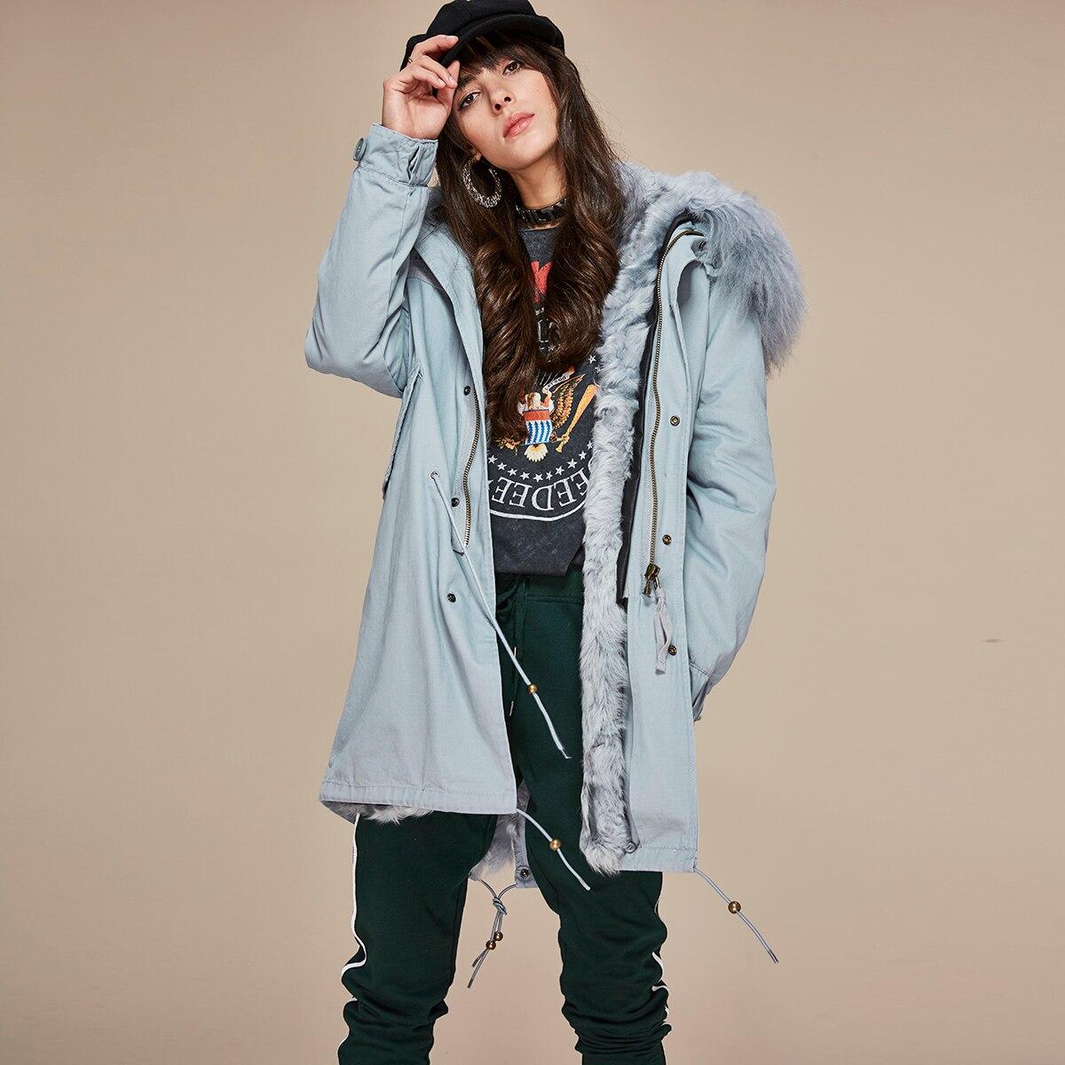 Aliexpress.com : Buy JAZZEVAR New Fashion Women's Real lamb fur ...