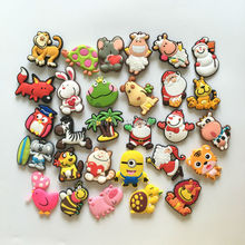 10 piece Random Cute Cartoon Animal Fridge Magnets