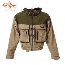 2018 sitex мужская Водонепроницаемая куртка  для горной рыбалки под вейдерсы из дышащего материала