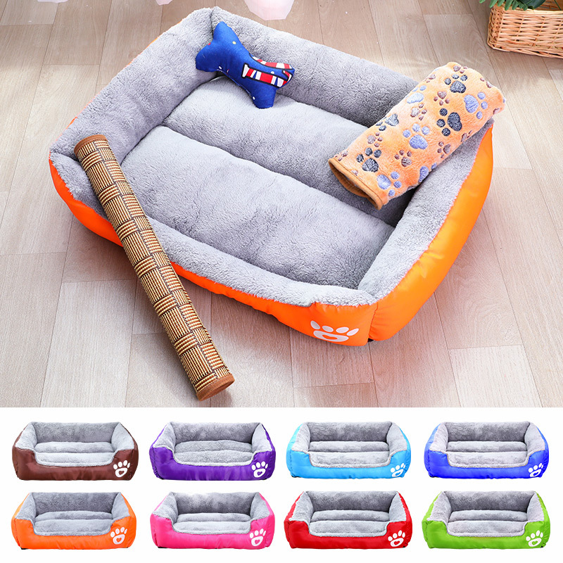 Pet Mat Kennel Mat Large Cat Mat Large Medium Small Four Seasons Pet Supplies Dog Bed  Warm Winter Pad