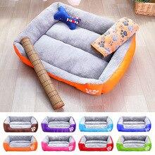Pet Mat Kennel Large Cat Medium Small Four Seasons Supplies Dog Bed  Warm Winter Pad