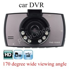 Wholesale 2.7″ inch Car G30 DVR 170 Degree Wide viewing Angle HD  Camera Recorder Motion Detection Night Vision digital video camcorder