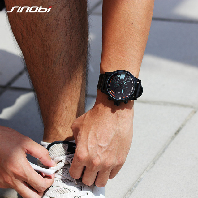 Men's Sports Watch Waterproof 5