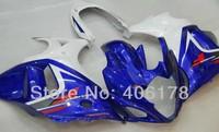 Лидер продаж, Обтекатели на заказ GSX650F 08 09, 10, 11, 12, 13 лет, обтекатель набор для Suzuki GSX 650F 2008 2013 синий мотоцикл обтекатели