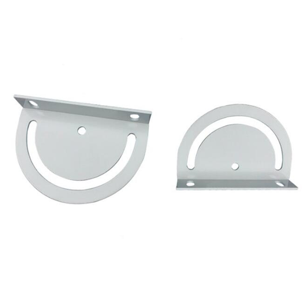 1PC 180 Degree Steering Connecting Plate Corner Bracket With/without Screw Nut For Aluminum Extrusion 3030 4040 Series