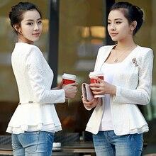 women's work wear blazer short jacket