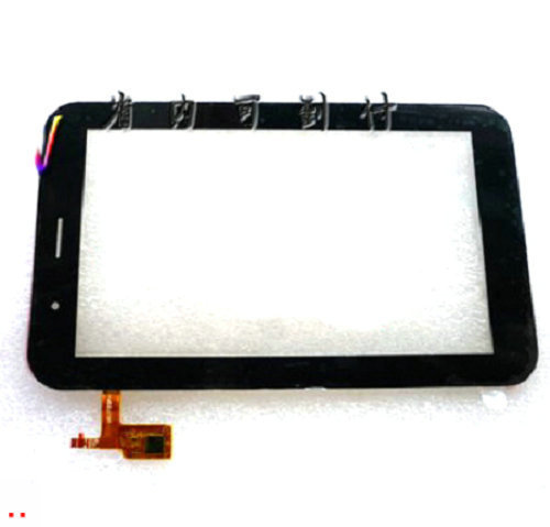 Original New 7 inch Assistant AP-705 AP705 3G Tablet touch screen digitizer Touch panel Sensor Glass Replacement Free Shipping new 7 inch touch screen for supra m728g m727g tablet touch panel digitizer glass sensor replacement free shipping