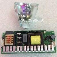 1 grupo/LOTE Original Taiwan YODN MSD 330R16 padrão de feixe lâmpada 16R (56*56) + 330 W lastro Lastro Ignitor Eletrônico