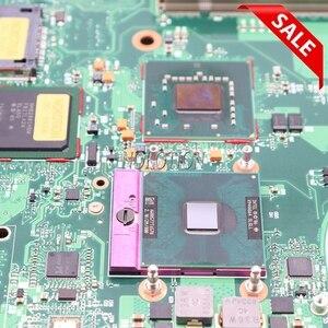 Image 5 - Placa mãe do portátil para toshiba, satélite l300 l305 v000138010 6050a2170201 gm965 gl960 cpu livre v000138040 v000138030, placa principal