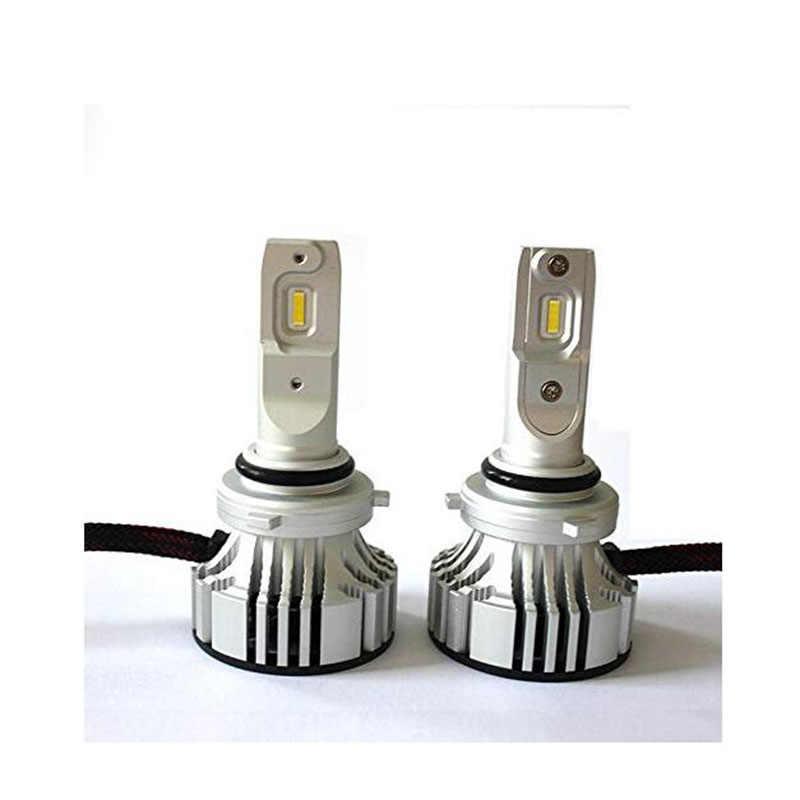 F2 H4 фар автомобиля H7 H4 светодиодный H8/H11 HB3/9005 HB4/9006 H1 H3 9012 H13 9004 9007 72 Вт 12000lm Авто лампы фары 6000 К светодиодный свет работы