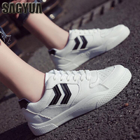 SAGYUA Korean Teens Street Preppy Style All Match Women S Mujer Fashion Casual Shallow Low Zapatos