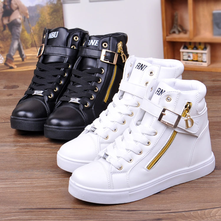 Unisex Sport Sneakers Shoes Couple Men Women Fashion Spring autumn Casual New female shoe - Elegant girl NO 1 store
