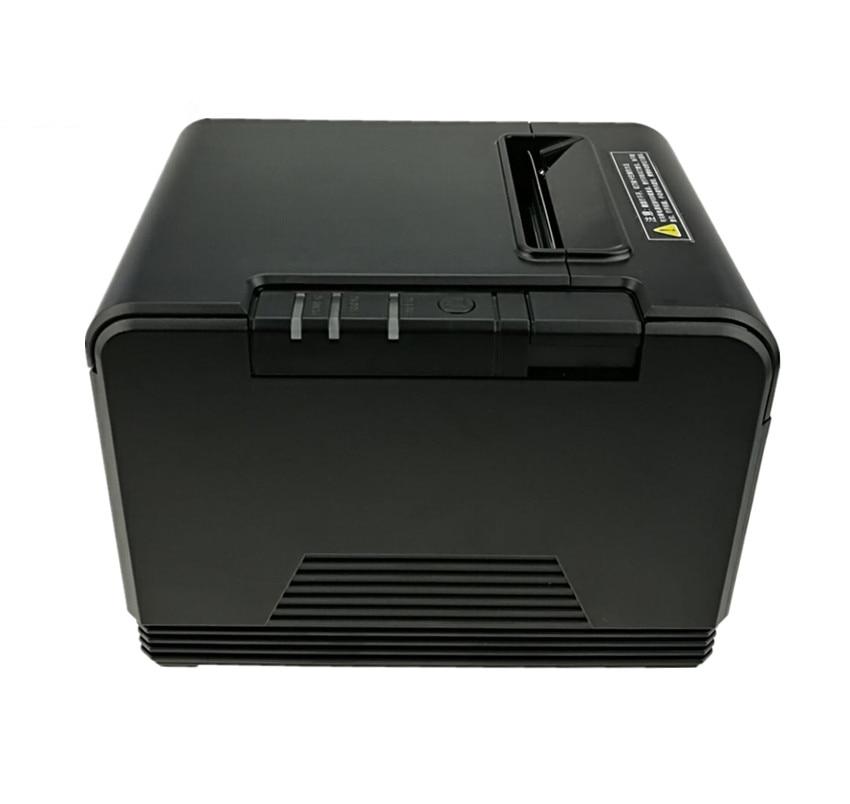 Großhandel Hohe qualität 80mm thermische drucker erhalt Kleine ticket barcode POS drucker Mit automatische papier schneiden funktion