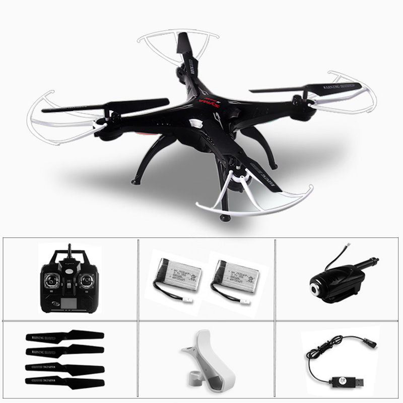 Free Shipping Aircraft Model X5SW set high real-time four axis aircraft aerial drones Remote Control toy plane  X5S X5SC youdi 2 4g remote sensing four aircraft genuine four rotor helicopter toys wholesale shatterproof