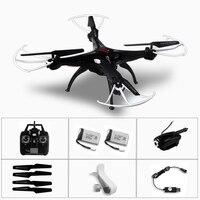 Trasporto Libero modello di Aeromobile X5SW set di alta in tempo reale quattro aerei asse droni aerei aereo giocattolo di Controllo Remoto X5S X5SC