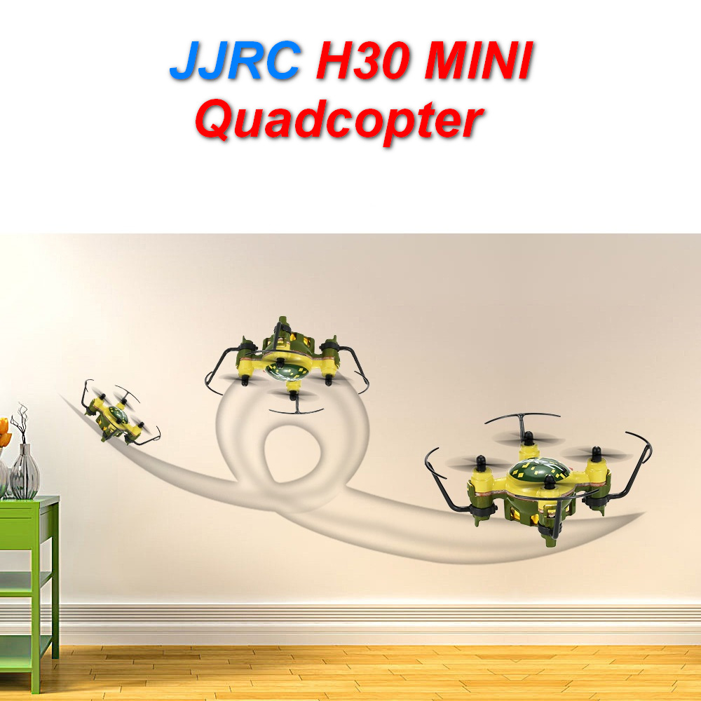 Newest JJRC H30 MINI DRON Micr Helicopter with Headless model One key return 3D Eversion quadcopter RTF aircraft VS H36 H8 Drone