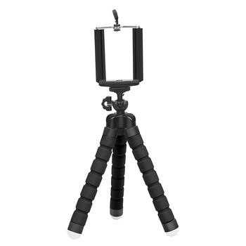 Εύκαμπτος Μίνι Τρίποδας για smartphone, tablet και gopro camera