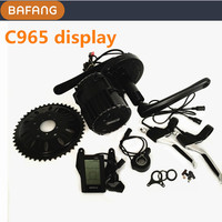 Bafang 8fun BBS 02 Mid Motor 48v 750w Ebike Kit With 48v 11ah Samsung Dolphin Lithium