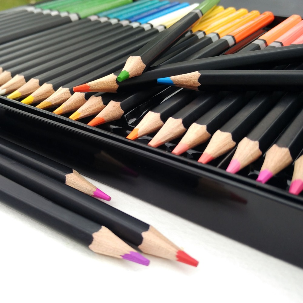 BAOKE Fine Art Colouring Pencils 4