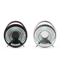 5 5 Inch USB Charge Fan Mini Portable Summer Cooling Fans For Desktop Notebook Laptop PC
