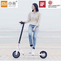 Xiaomi Mijia M365 APP Smart Electric Scooter Foldable 30 Km Mileage With Seat For Children Xiaomi