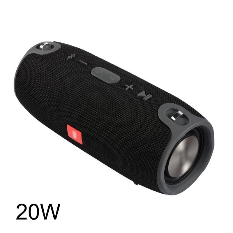 New Wireless Best Bluetooth Speaker Waterproof Portable Outdoor Mini Column Box Loudspeaker Speaker Design For Phone Tablets TG bone para bordar