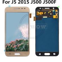 For Samsung Galaxy J5 LCD For Samsung Galaxy J5 2015 J500 J500F J500FN J500H J500M LCD Display Touch Screen Digitizer touch digitizer lcd display assembly gold for samsung galaxy j5 j500 j500f j500y j500m