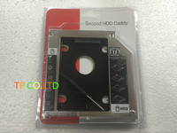 Second HDD Caddy 2nd SATA 2 5 Hard Disk Drive SSD 9 5mm Enclosure ForApple Macbook