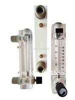 Large flow Panel rotameter liquid/water flow meter Max.150LPM water flow
