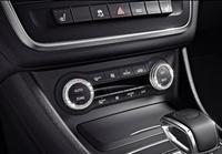 Audio Speaker Knob Trim For Mercedes Benz CLA Accessoreies Car Styling