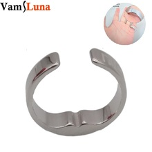 Anti Snoring Ring - Magic Snore Stopper With 2 Triggers On Acupressure Points 3 Sizes - Anti snurk
