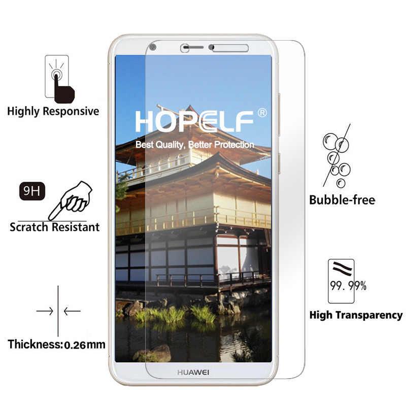 2 個強化ガラス P スマートガラス p スマートフォン保護 Huawei 社の 1080p スマート Z 2019 スクリーンプロテクター