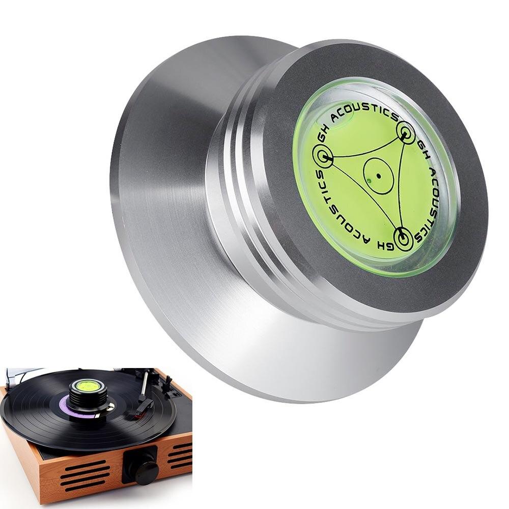 Tragbares Audio & Video 3in1 Metall Record Clamp Lp Disc Stabilisator Plattenspieler Für Schallplatte Plattenspieler Vibration Ausgewogene ZuverläSsige Leistung