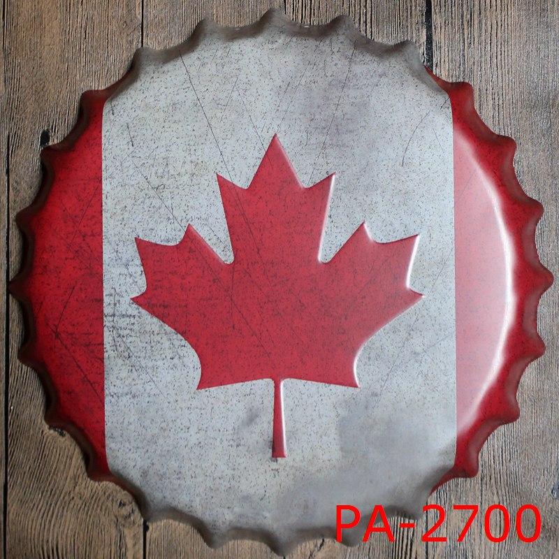 Tautinės vėliavos butelių kamštelio dekoratyvinė metalinė - Namų dekoras - Nuotrauka 3
