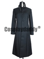 Darker Than Black Hei Long Coat Cosplay Costume