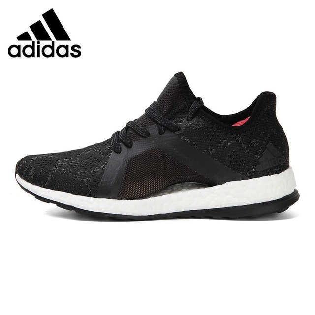 brand new d210b ab4ba US $130.82 23% OFF|Aliexpress.com : Buy Original New Arrival 2018 Adidas  PureBOOST X ELEMENT Women's Running Shoes Sneakers from Reliable Running ...