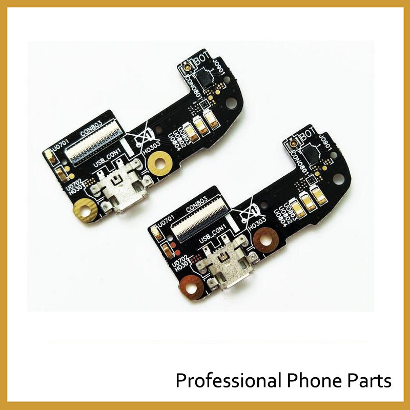 Original New Usb Charger Dock Connector For ASUS Zenfone 2 ZE550ML ZE551ML Charging Port Flex Cable Repair Parts