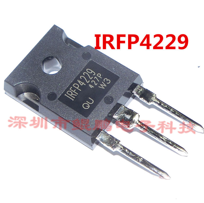 10PCS  IRFP4229 TO-247  (MOS Tube: 250V 87A 310W)  Quality Assurance  (YF0821)