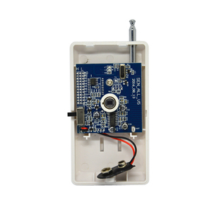 Image 3 - 2 PCSในร่มไร้สายPIR Motion Sensor RF 433Mhz 1527 ชิปความถี่อุปกรณ์ระบบเตือนภัยระบบGSMเครื่องตรวจจับอินฟราเรด