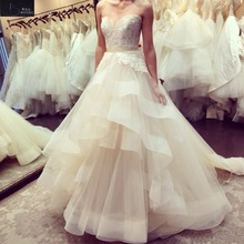 BRITNRY Wedding Dress Ball Gown Bride Dress