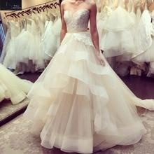 BRITNRY Wedding Dress Ball Gown Bride Dress