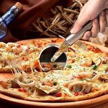 Из нержавеющей стали для пиццы одноколесные режущие инструменты диаметр 6,5 см Хо использовать держать нож для пиццы Инструменты для торта колеса использовать для вафельных печенья