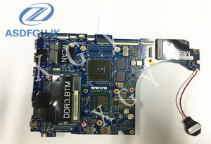 LA-7851P laptop motherboard for DELL for XPS 15 L521X motherboard CN-0K7TWH 0K7TWH K7TWH SR0MR with i7-3612QM motherboard