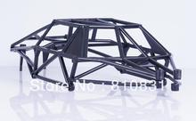 Freeshipping Baja 5T Baja 5SC black plastic cage full protection roll cage