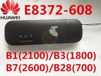 Unlocked Huawei E8372h 608 4g WiFi Stick Work Like 4G Wifi Router LTE 3g 4g Modem