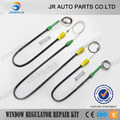 JIERUI  FOR BMW E39 5 SERIES 1995-2004 ELECTRIC WINDOW REGULATOR REAPAIR CABLES  FRONT LEFT OR RIGHT