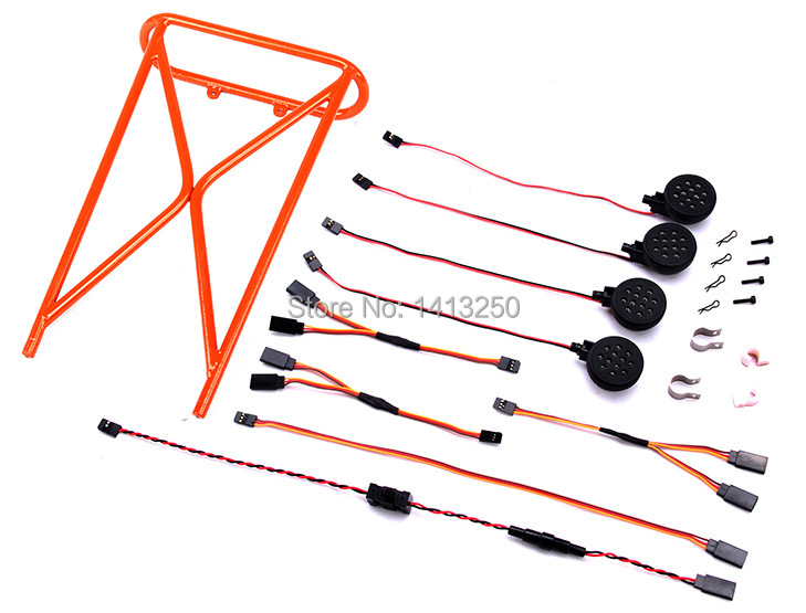 baja GT pig cage spotlights set TS-H85232 for baja parts, black, orange and blue choose with free shipping. 5b cnc metal wheel set ts h85129 for baja parts sliver and orange choose with free shipping