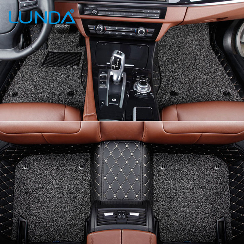 Custom Fit Car Floor Mats For Nissan Altima Rouge X Trail